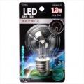LED電球 装飾用 E26 クリア 昼白色 [品番]06-3235