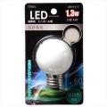 LED電球 装飾用 ミニボール E26 昼白色 [品番]06-3249