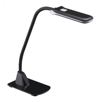 LEDデスクライト ブラック [品番]07-8009