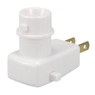 コンセントライト スイッチ付 E12 10W [品番]00-8290