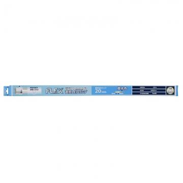 直管LEDランプ 20形相当 G13 昼光色 [品番]04-7794