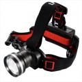 LEDズームヘッドライト 200lm [品番]07-8277