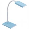 LEDデスクランプ 昼白色 ブルー [品番]07-8408
