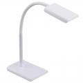 LEDデスクランプ 昼白色 ホワイト [品番]07-8406