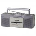 AudioComm USBメモリ対応 ステレオラジオカセットレコーダー [品番]07-9725