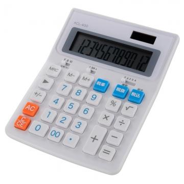 税率切り替え 大型電卓 [品番]07-9908