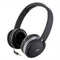 AudioComm 高音質 オーディオ用 ポータブル ステレオヘッドホン [品番]03-1758