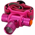 CAMBIO LEDアルミヘッドライト ピンク [品番]07-8367