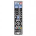 AudioComm LEDライト付き 簡単TVリモコン パナソニック専用 [品番]07-8534