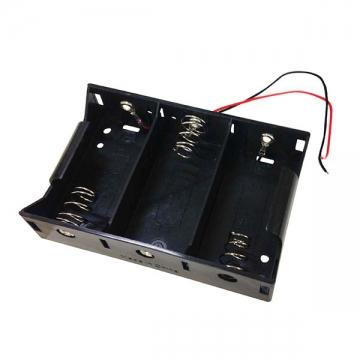 電池ケース 単1×3 リード線付 [品番]00-1841