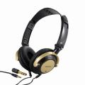AudioComm DJスタイル ヘッドホン 2m [品番]03-2869