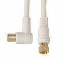 デジタルTVケーブル S4C-FBL F型接栓-Lプラグ 2m [品番]06-0040