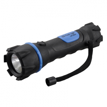 ラバータイプ LED懐中ライト [品番]07-5407