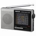 AudioComm AM/FM/SW ハンディ短波ラジオ [品番]07-7928