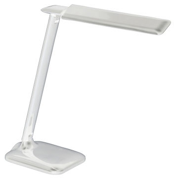 LEDデスクライト ホワイト [品番]07-8118