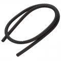 スリットチューブ φ7mm 1m 黒 [品番]04-4040