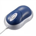 マウス QLK'eR クリックレア RYB ロイヤルブルー [品番]01-1832