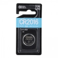 リチウムコイン電池 CR2016 [品番]07-9701