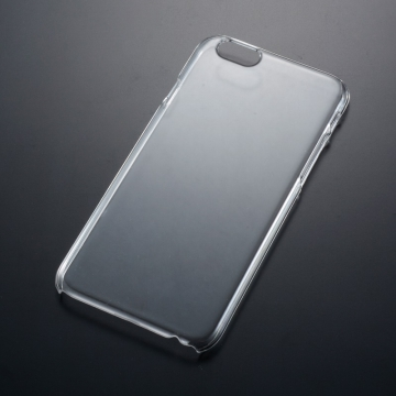 iPhone6専用 ハードケースクリア [品番]01-0688