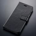 iPhone6プラス専用 ブックタイプケース ブラック [品番]01-2354