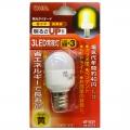 LEDナツメ球 常夜灯 黄 [品番]04-0575