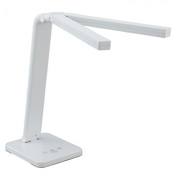 LEDデスクスタンド セパレート ホワイト [品番]07-7846