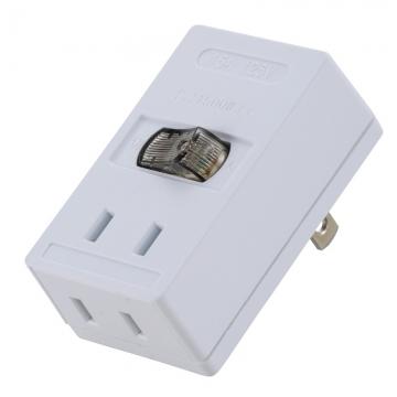 LEDスイッチ付タップ [品番]00-1416