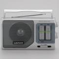 AudioComm AM/FMラジオRAD-F314M [品番]07-0822