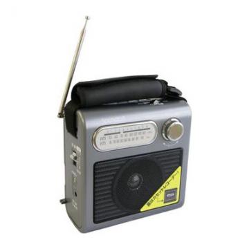 AudioComm ラジカセRCS-1341M [品番]07-2328