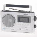 液晶表示ポータブルラジオ [品番]07-2797