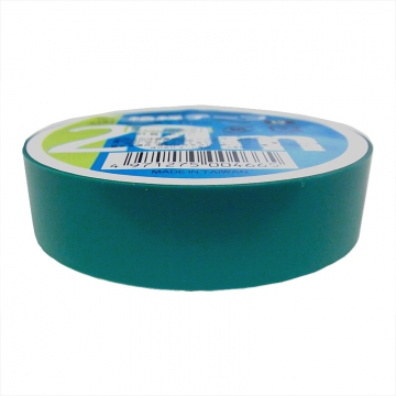 絶縁テープ 20m 緑 [品番]00-0466