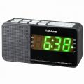 AudioComm AM/FM クロックラジオ [品番]07-7929