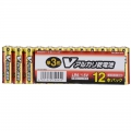 Vアルカリ乾電池 単3形 12本パック [品番]07-9945