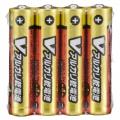 Vアルカリ乾電池 単4形 4本パック [品番]07-9947