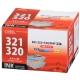 キヤノン互換 BC-321+320/5MP 顔料ブラック+染料4色 [品番]01-4123