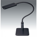 LED 3段調光式 デスクライト ブラック [品番]07-8523