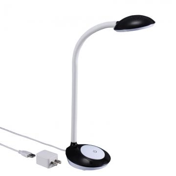 LEDデスクライト ブラック [品番]06-1802