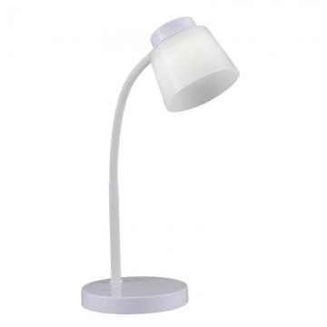 LEDデスクランプ ホワイト [品番]07-8409