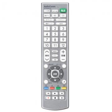 AudioComm ソニー ブラビア用 TVリモコン [品番]03-2779