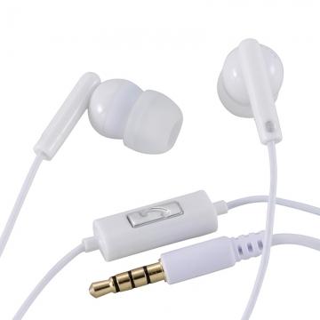 AudioComm ステレオイヤホン 白 [品番]03-2871