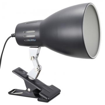 クリップライト E26 N1BW-K ブラック [品番]06-1340