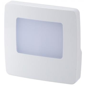LEDナイトライト 明暗センサー調光 白色LED [品番]07-8415