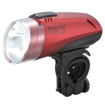 LEDサイクルライト レッド [品番]07-8453