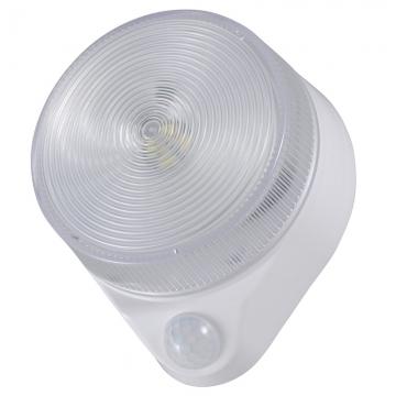 LEDセンサーライト 白 [品番]07-9787