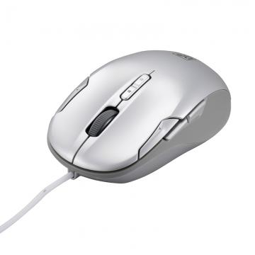 WIN8光学式マウス シルバー [品番]01-3359