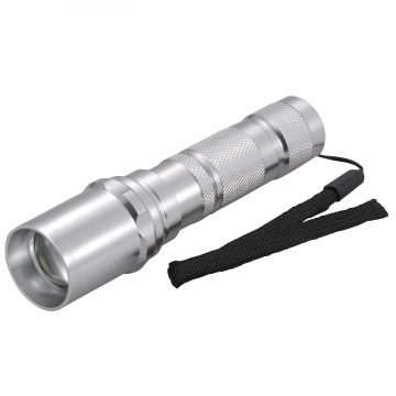 LED ZOOMライト S 100lm [品番]07-1157