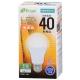 LED電球 E26 40形相当 電球色 [品番]06-3364