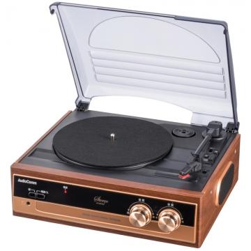 AudioComm レコードプレーヤーシステム [品番]07-5754