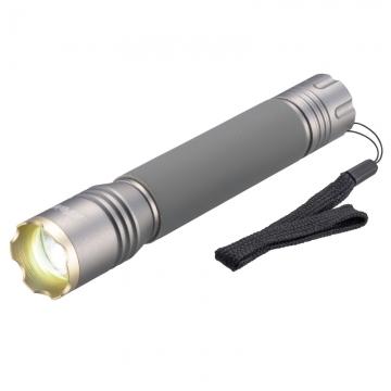 LEDズームライト 耐水・耐衝撃 140ルーメン [品番]07-9932