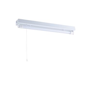 L形ピン直管LEDランプ付照明器具 20W形/昼白色 [品番]07-8487